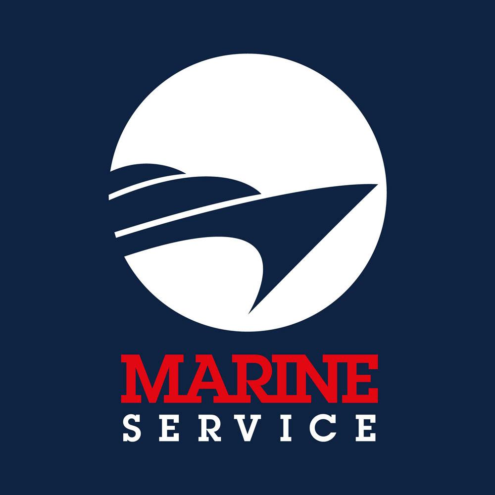 Marine Service – Logo