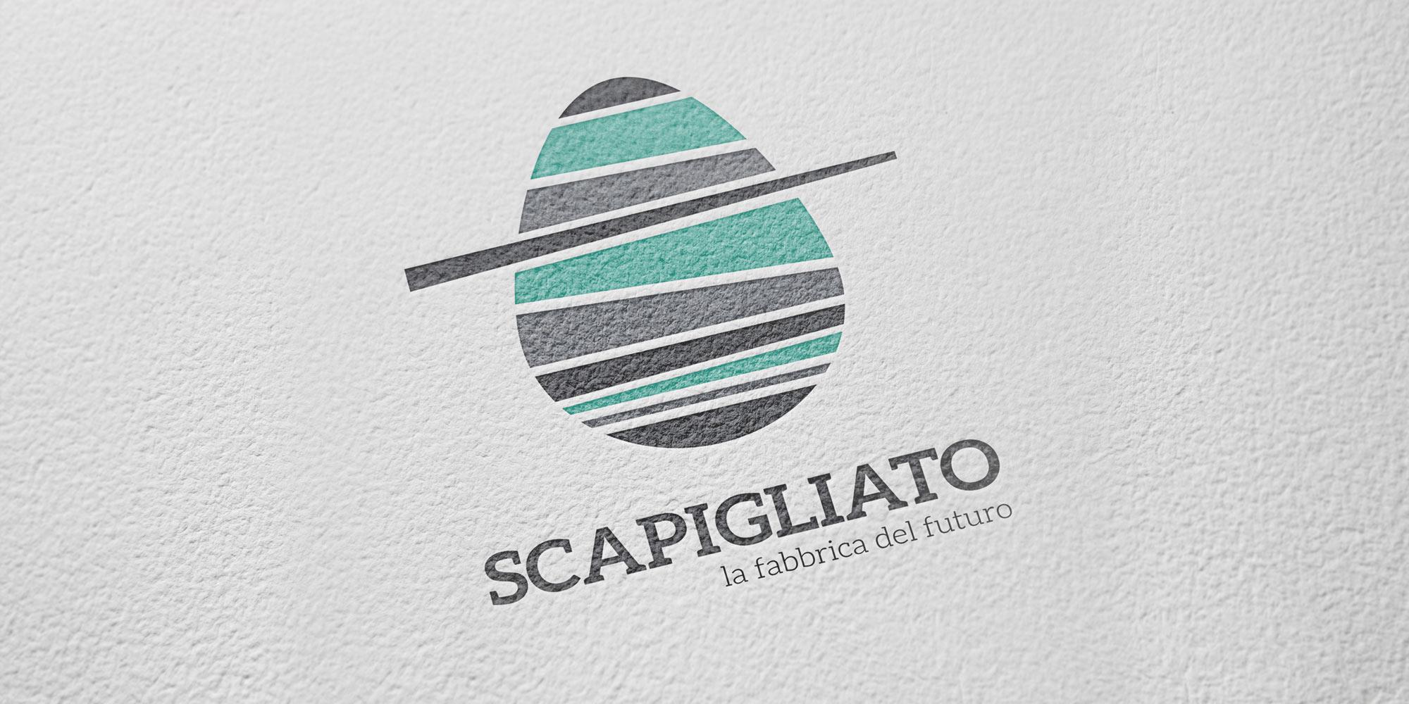 Scapigliato – Logo