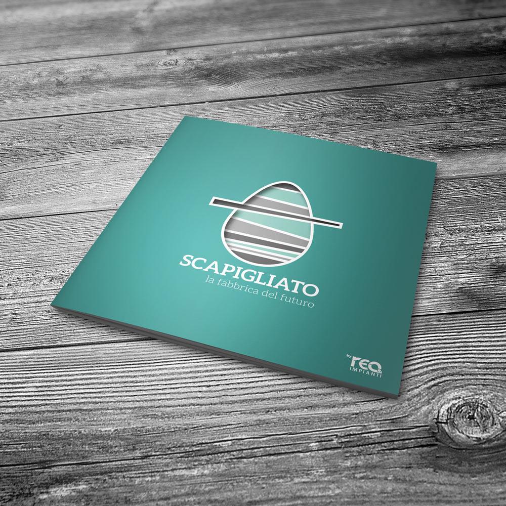 Scapigliato – Brochure