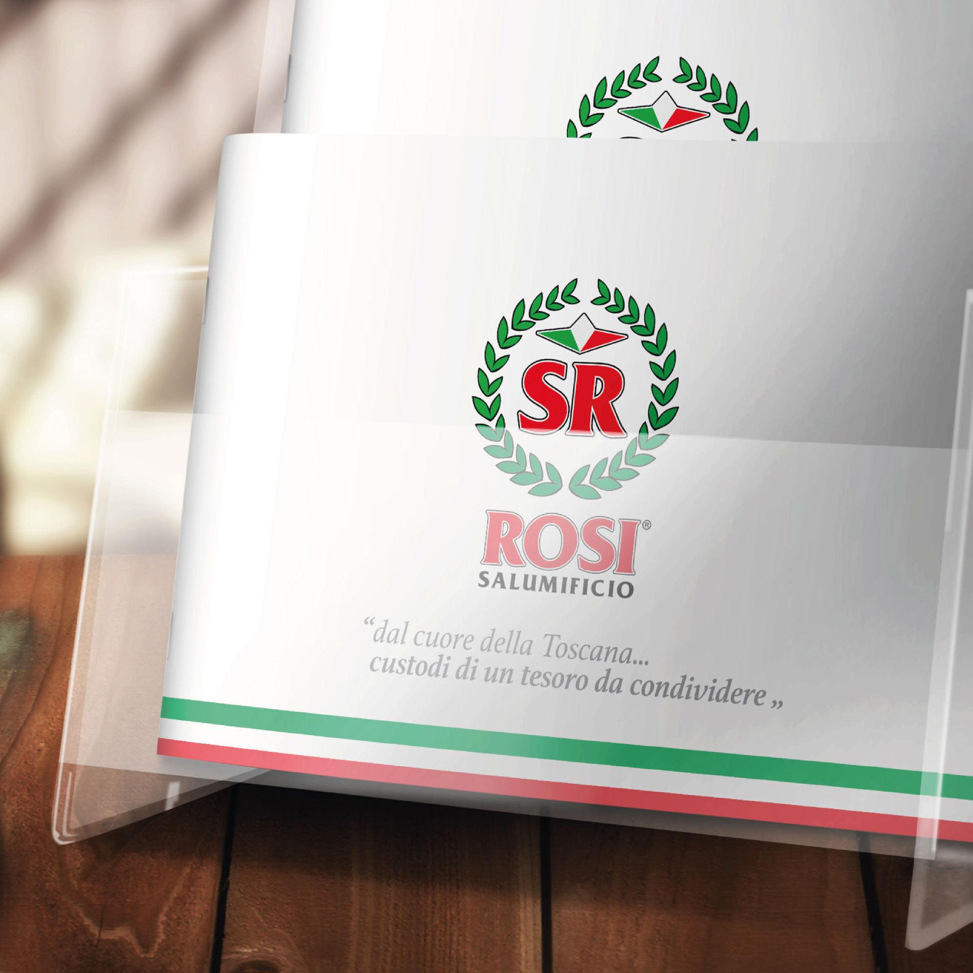 Rosi Salumificio – Folder