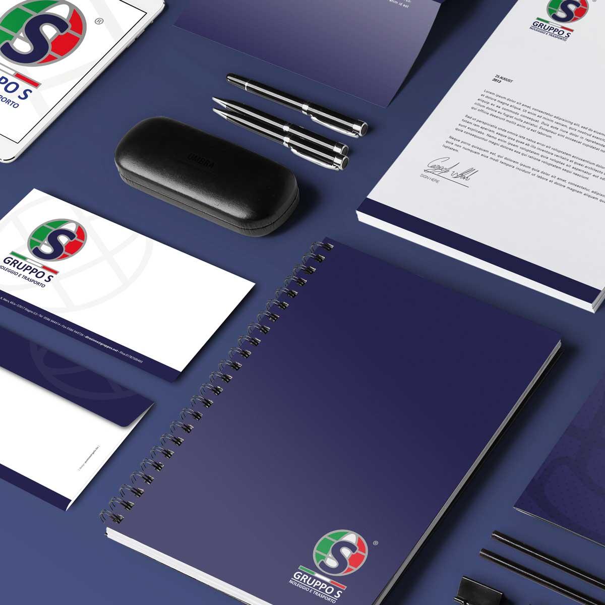 Gruppo S – Corporate Identity