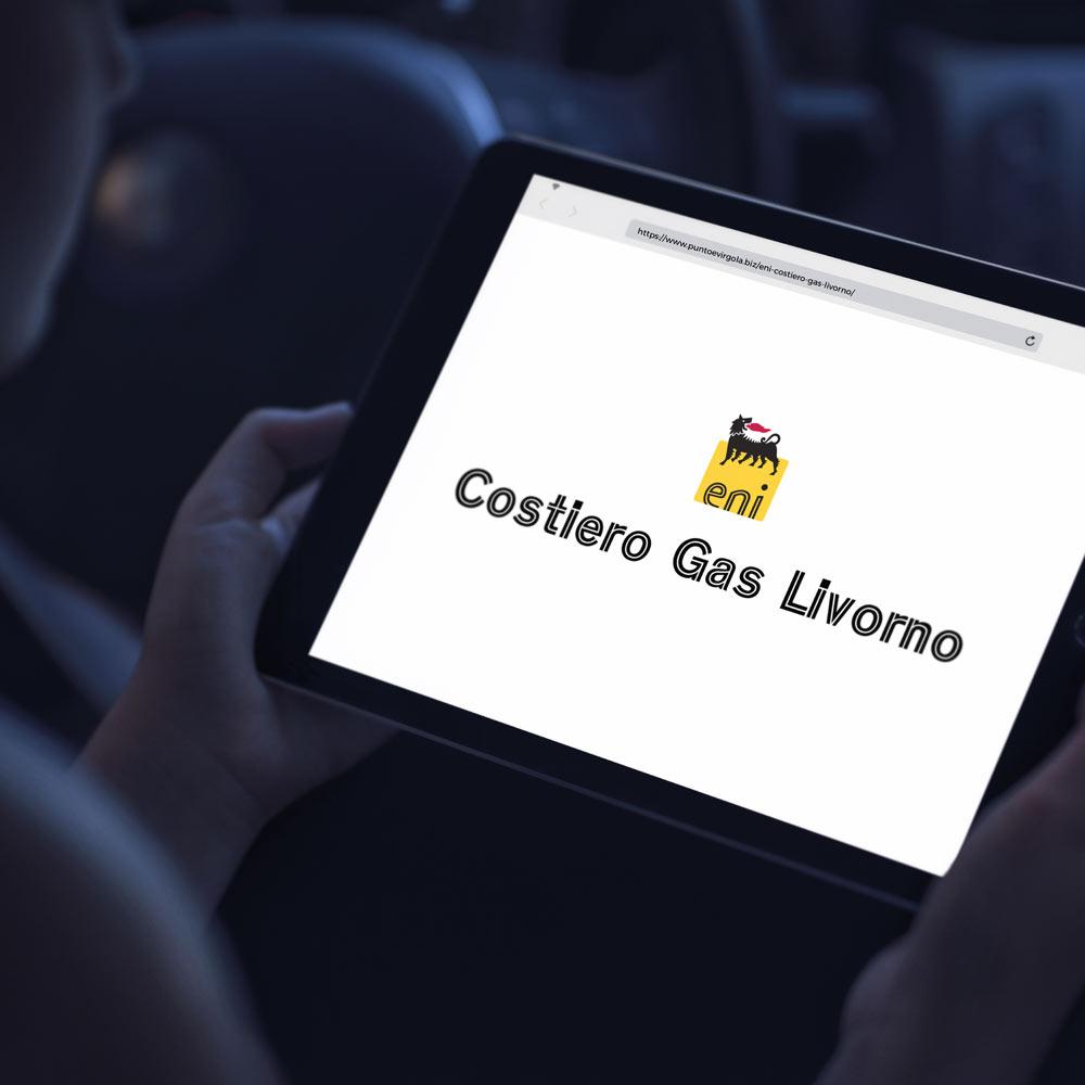 ENI – Costiero Gas Livorno